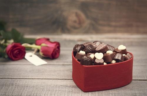 des Coffrets cadeaux chocolat